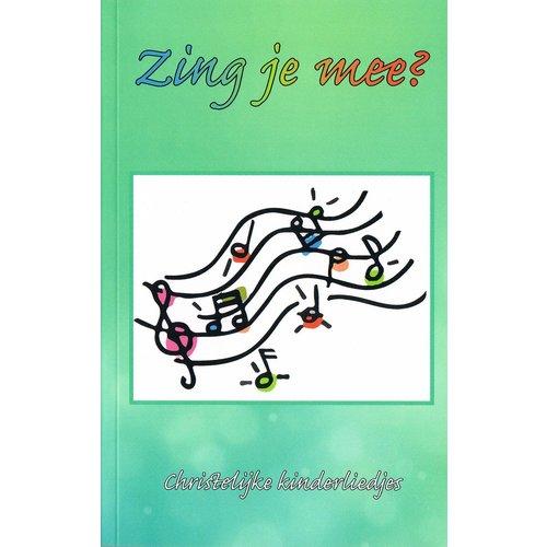 Kindermuziekbundel 'Zing je mee?' (spiraalbinding)
