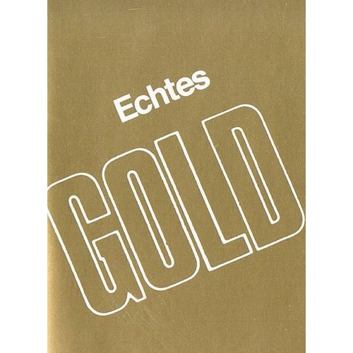 Duits : Zuiver goud