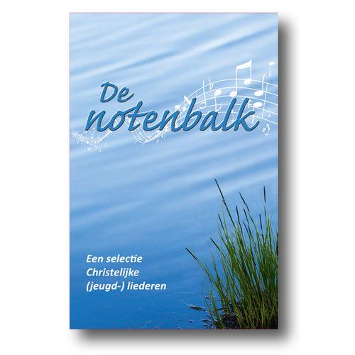 Muziekbundel 'De Notenbalk', spiraalbinding