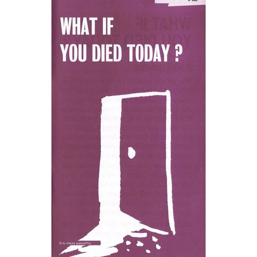 Engels Traktaat: Wat gebeurt er als u vandaag zou sterven?