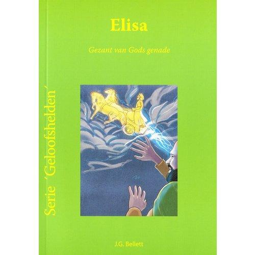 Serie 'Geloofshelden': Elisa - Gezant van Gods genade