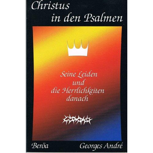 Christus in den Psalmen, Seine Leiden und die Herrlchkeiten danach