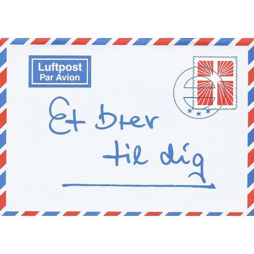 Deens: Een Brief voor jou