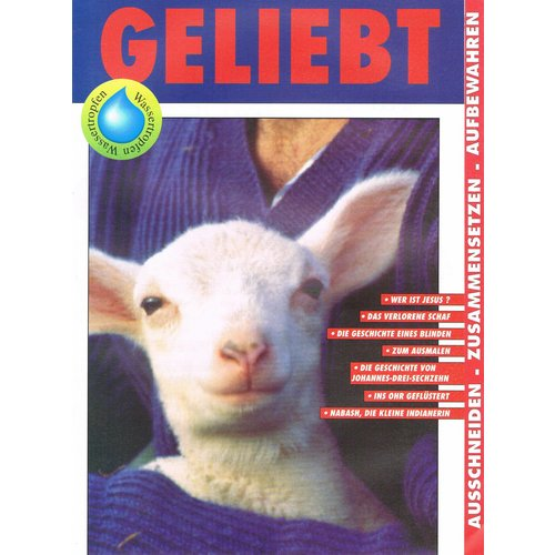 Duits : Kindermagazine Hij houdt van je