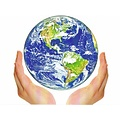 Traktaat: Hand met wereldbol