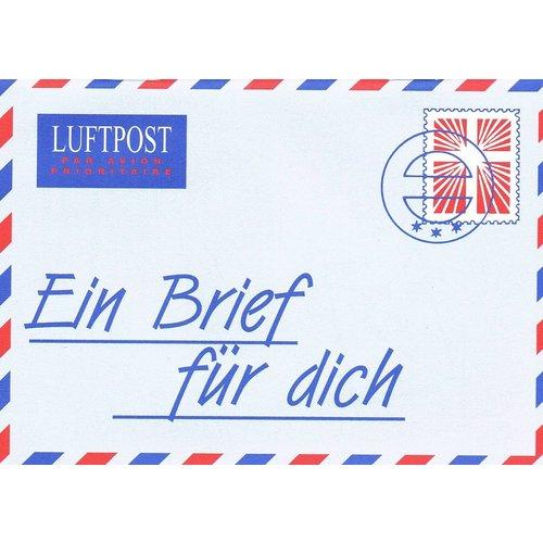 TIJDELIJK NIET LEVERBAAR.  Duits: Een Brief voor jou