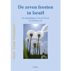 De zeven feesten in Israël