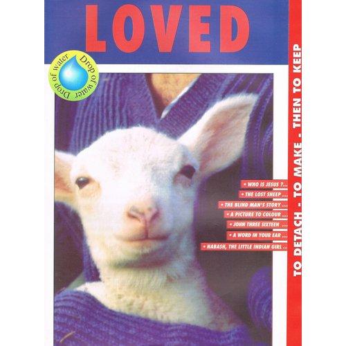 Engels : Kindermagazine Hij houdt van je
