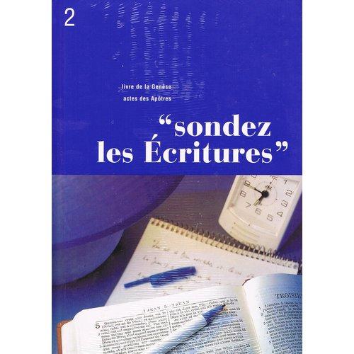 Sondez les Ecritures 2