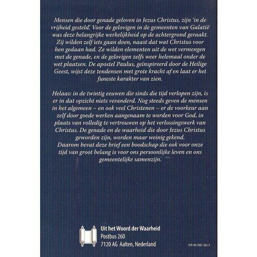 In de vrijheid gesteld (Brief aan de Galaten)