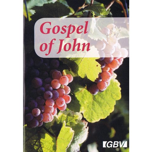 Engels: Evangelie naar Johannes