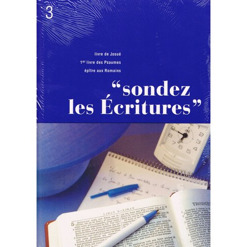 Sondez les Ecritures 3