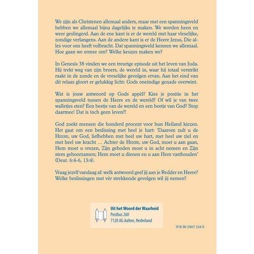 Serie 'Bijbels basis' : Het spanningsveld van deze wereld (Gen. 38)
