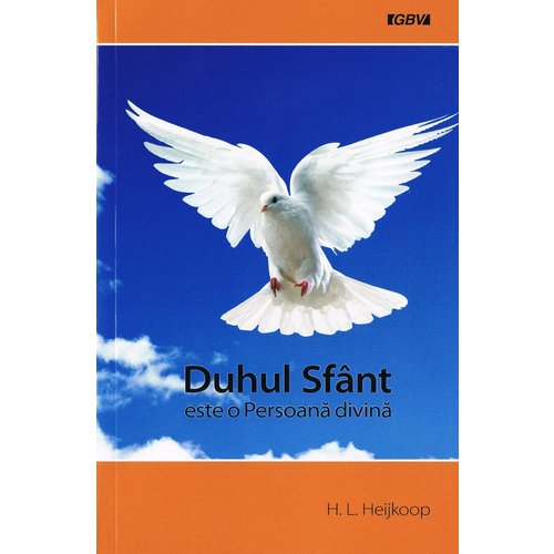 Roemeens: De Heilige Geest