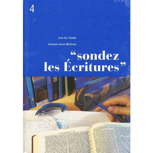 Sondez les Ecritures 4