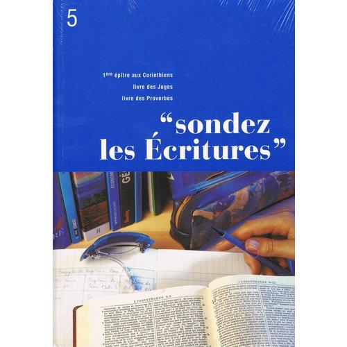 Sondez les Ecritures 5