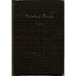 Spiritual Songs, soepele omslag