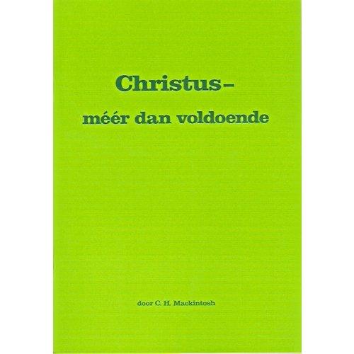 Christus, meer dan voldoende