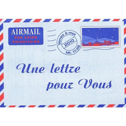Frans: Een Brief voor jou