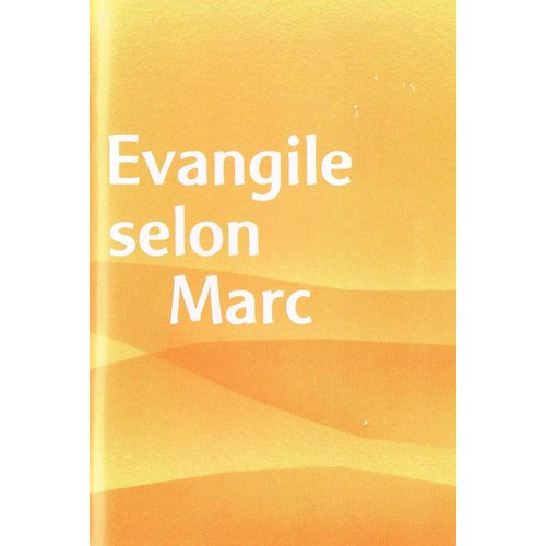 Frans: Evangelie naar Markus