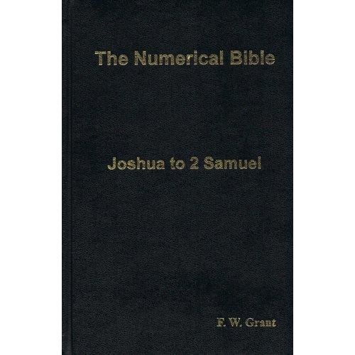 Engels : Numerical Bible, Volume 2 (Jos.-2 Sam.)