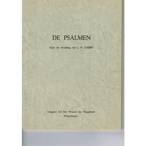 UITVERKOCHT De Psalmen naar vertaling van J.N.Darby