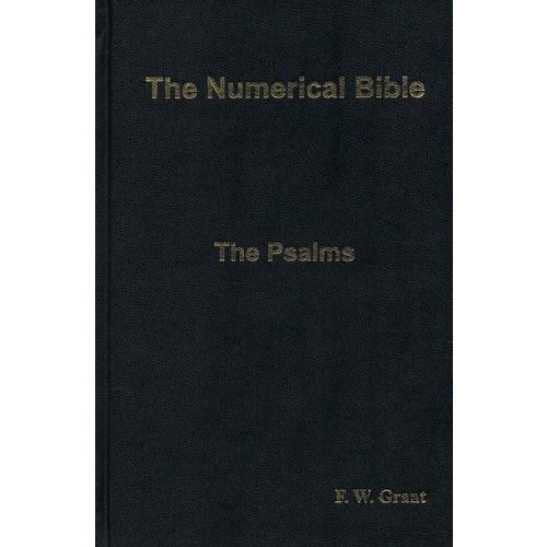 Engels : Numerical Bible, Volume 3 (Psalms)