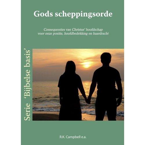 Serie 'Bijbelse basis': Gods scheppingsorde
