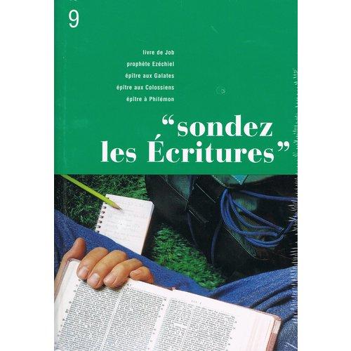 Sondez les Ecritures 9
