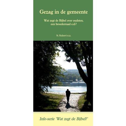 Info-serie 'Wat zegt de Bijbel?': Gezag in de gemeente