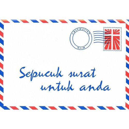 Indonesisch: Een Brief voor jou