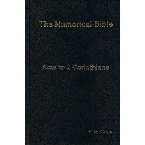 Engels : Numerical Bible, Volume 6 (Acts-2 Cor.)