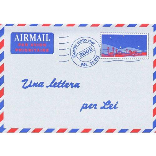 Italiaans: Een Brief voor jou