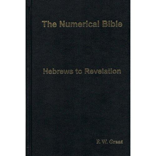 Engels : Numerical Bible, Volume 7 (Hebrews-Rev.)