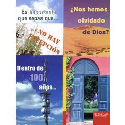 Spaans: mixpakket traktaten