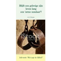 Info-serie 'Wat zegt de Bijbel?': Blijft de gelovige een 'arme zondaar'?