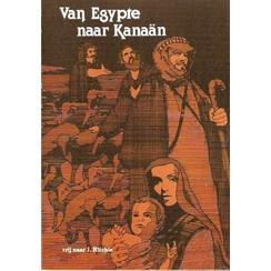Van Egypte naar Kanaän