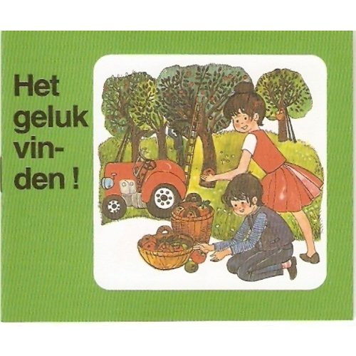 Het geluk vinden (serie kinderverrassing nummer 10) kleurboekje