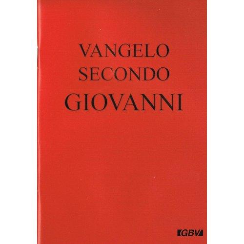 Italiaans : Evangelie naar Johannes