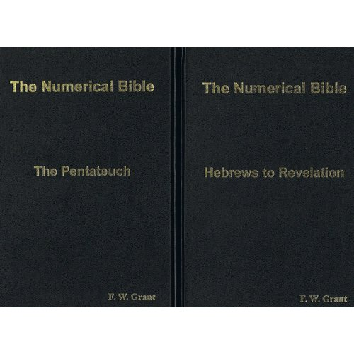 Engels : The Numerical Bible, complete set, 7 volumes