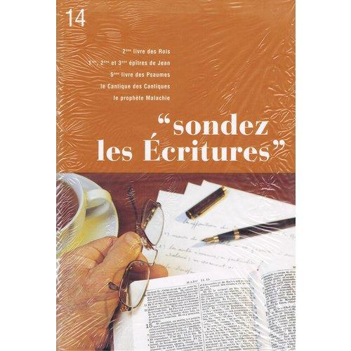 Sondez les Ecritures 14