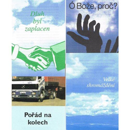 Tsjechisch: mixpakket traktaten