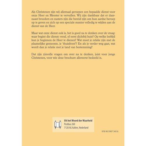 Serie 'Bijbelse basis': Al jong de Heer dienen