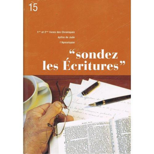 Sondez les Ecritures 15