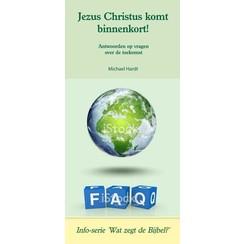 Info-serie 'Wat zegt de Bijbel?': Jezus Christus komt binnenkort!
