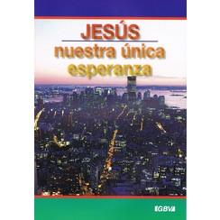 Spaans : Jezus onze enige hoop
