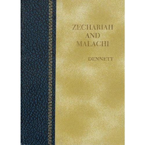 Zechariah and Malachi