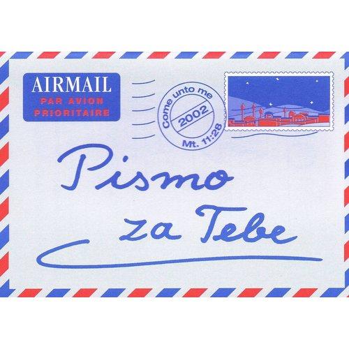 Kroatisch: Een Brief voor jou