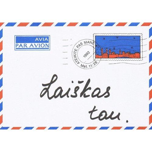 Litouws: Een Brief voor jou