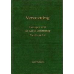 Verzoening - Lezingen over de Grote Verzoendag (Leviticus 16)